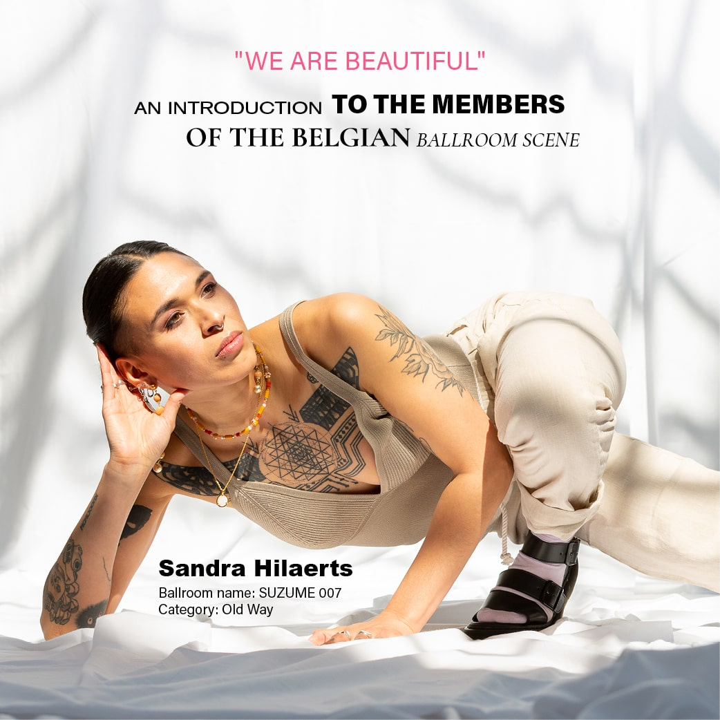 """WE ARE BEAUTIFUL"" ft Sandra Hilaerts"