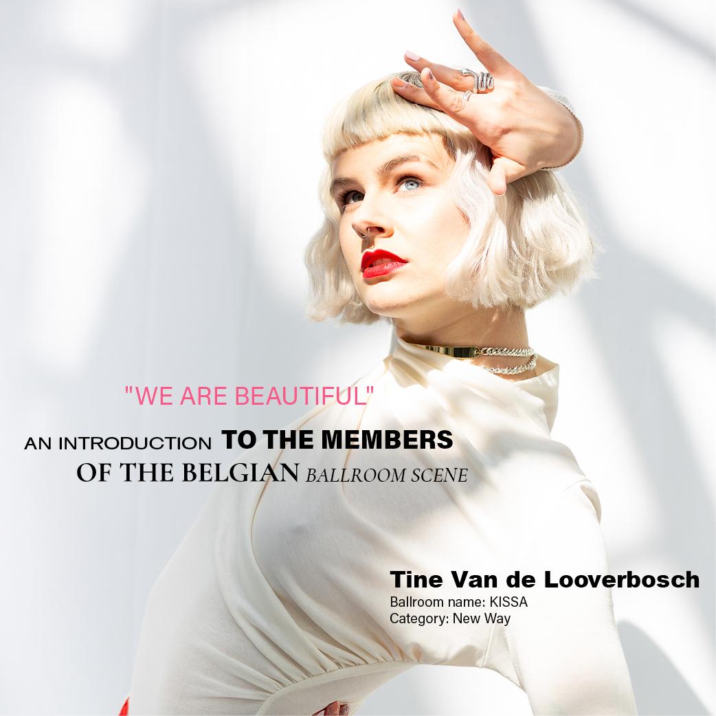 """""""WE ARE BEAUTIFUL"""" ft Tine Van de Looverbosch"""