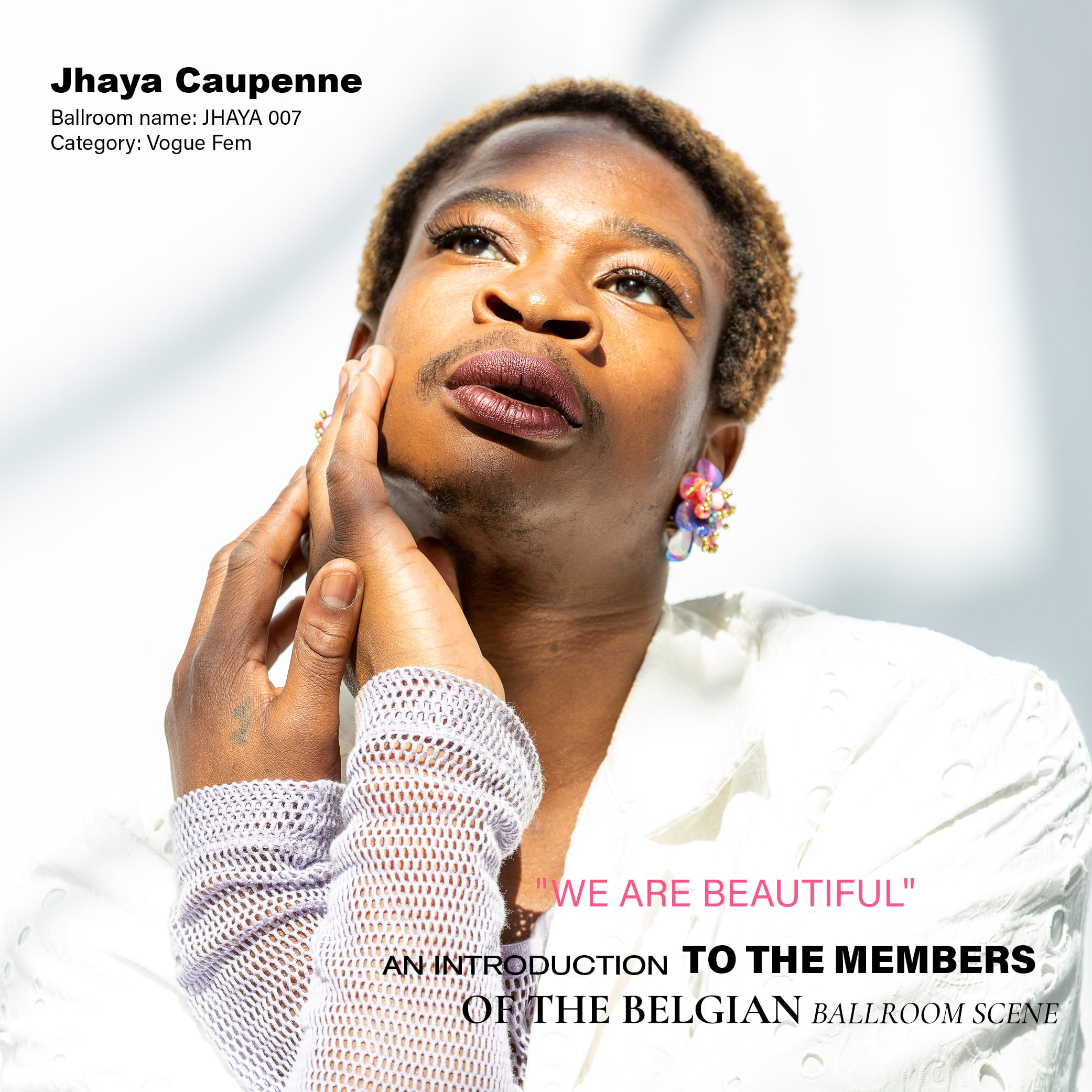 """""""WE ARE BEAUTIFUL"""" ft Jhaya Caupenne"""